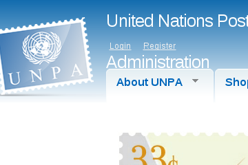 United Nations Postal Administration